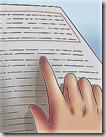 finger text